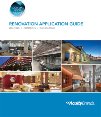 Acuity renovation application guide