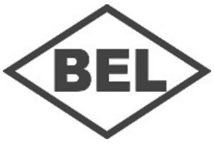BEL greyscale logo