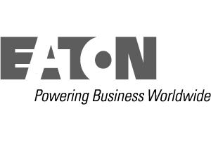 Eaton greyscale logo