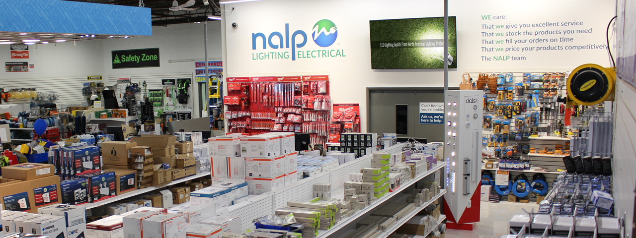 Counter renovation at NALP