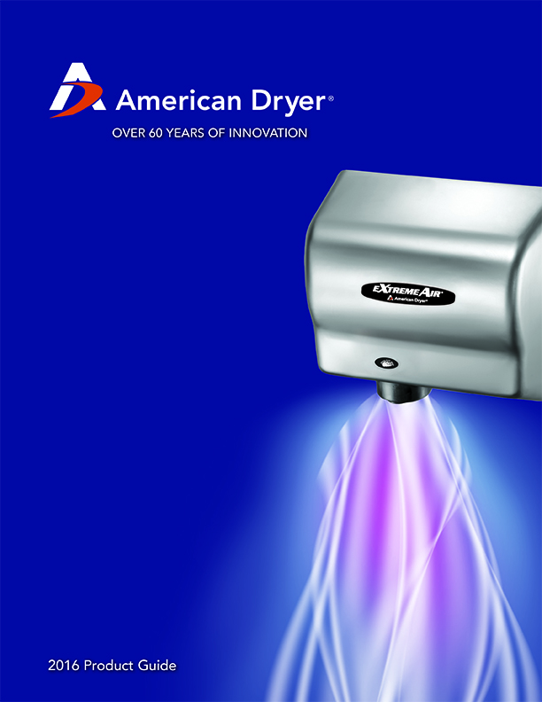 American dryer catalogue 2016