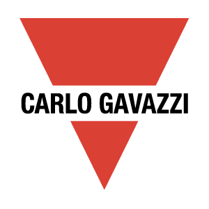 Carlo gavazzi colour logo light