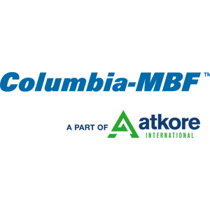 Columbia colour logo MBF