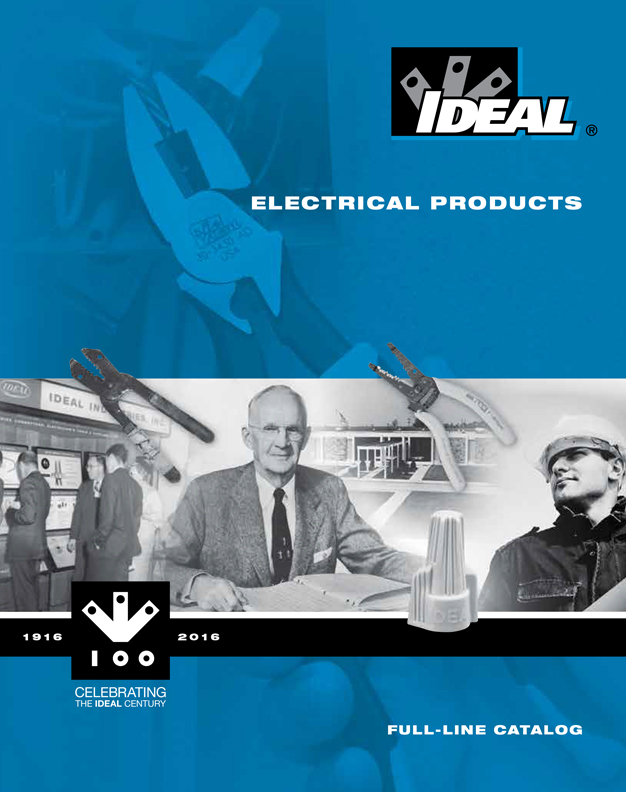 Ideal electrical products catalogue