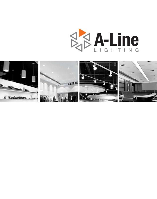 A-Line Lighting Catalogue