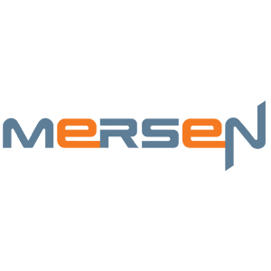 Mersen colour logo