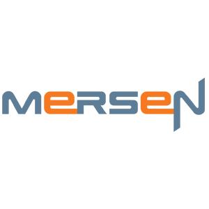 Mersen colour logo