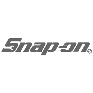 Snap-on tools greyscale logo