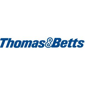Thomas & Betts colour logo