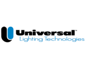 universal lighting technologies colour logo