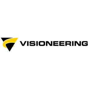 Visioneering colour logo