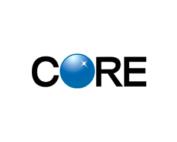 Core colour logo