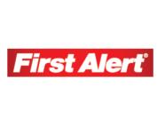 first alert logo colour